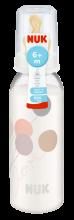 標準口徑 240ML PP奶瓶連乳膠奶咀